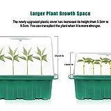 Seed Starter Tray Kit, NEWKITS Plant Germination