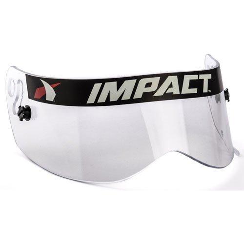 Impact 13199901 Champ & Nitro Helmet Visor ()