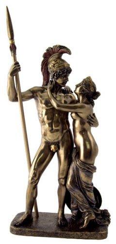 Amazon.com: MARS AND VENUS (Ares and Aphrodite) by Antonio ...