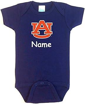 or Toddler Tee 2T-4T Navy Onesie Too Cute NB-18M Auburn Football Fans Anti-Bama