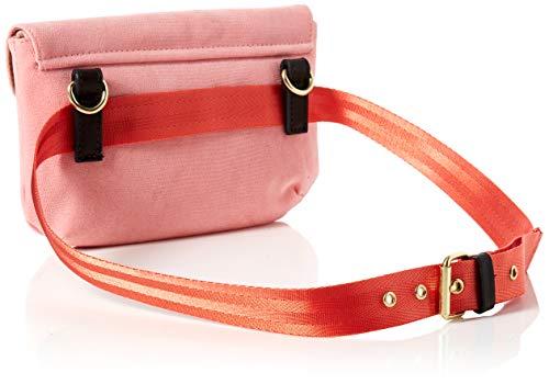 Lezard Bag Pochette Rose Bensimon Rose Belt 67qqI