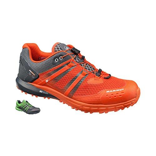 Mammut MTR 201-LL LOW trail Zapatillas Deportivas para Running Hombres graphite-inferno