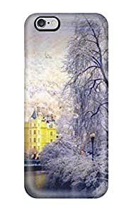 Best New Arrival Case Cover With Design For Iphone 6 Plus- Beautiful Winter Winter