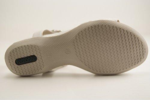 Remonte Dorndorf - Zapatos de vestir para mujer blanco