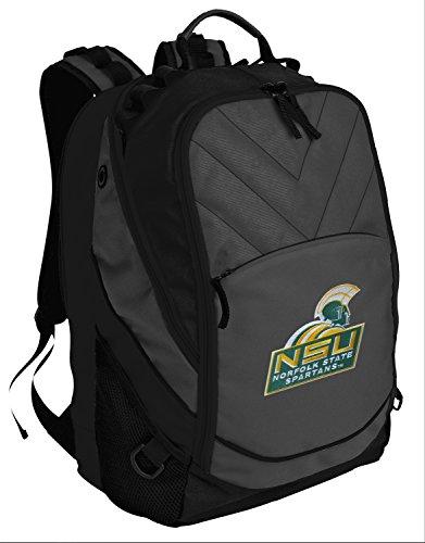 Broad Bay BEST Norfolk State University Backpack Laptop Computer Bag by Broad Bay