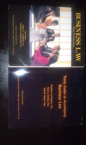 Business Law (Six Custom Edition for Borough of Manhattan Community College)