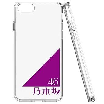 iPhone7 ソフトケース 《乃木坂46》 透/ロゴ