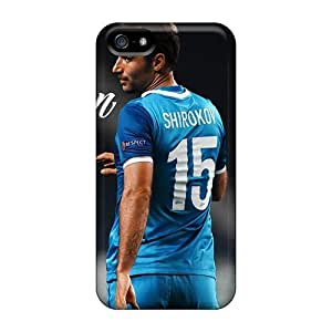 Fashion RDg11666itDf For SamSung Galaxy S4 Mini Phone Case Cover (zenit Midfielder Roman Shirokov)