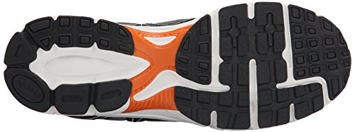 Propét Mens Xv550 Chaussure De Sport Gris / Orange