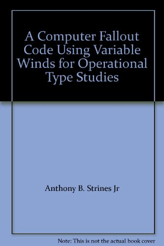 A Computer Fallout Code Using Variable Winds for Operational Type Studies