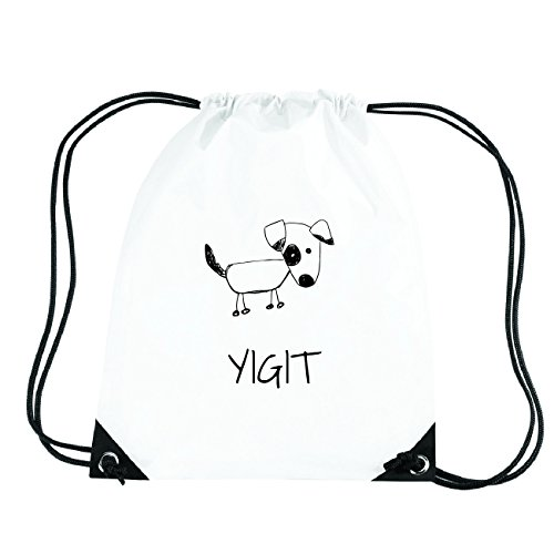 JOllipets YIGIT Turnbeutel Sport Tasche PGYM6030 Design: Hund jHYNWSn2v