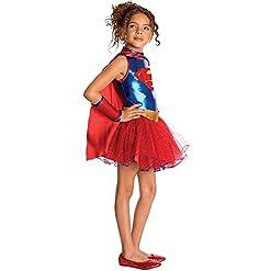 Superhero Tutu Kids Costume Supergirl – Small