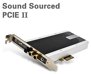 Nobsound elfidelity sonido con fuente PCI-E Hifi AK4396 DAC ...
