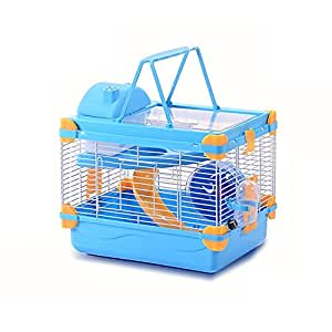 duhe189014 Hamster Villa Cage Jaula para Mascotas Small Animal ...