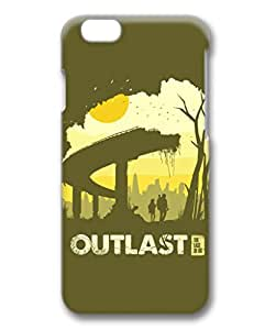 iCustomonline iPhone 6 Personalized Custom The Last of Us 3D Hard Phone Case Back Cover for iPhone 6 (for 4.7 inch)