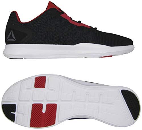 Reebok Women's Classic Leather Sneaker, Black, 9 M US