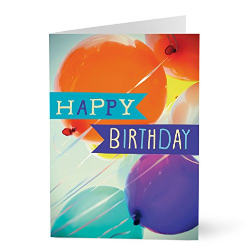 Hallmark Business Birthday 75 Pack Assorted Cards for Employees or Customers (Pack of 75 Assorted Greeting Cards for Business) by Hallmark Business Connections (Image #7)
