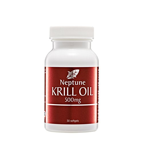 30 x Cosway Nn Neptune Krill Oil 500mg ( 30 Softgels Per Bottle )