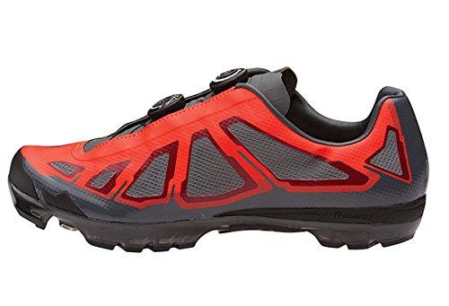 PI Shoes X-PROJECT 1.0 Mandarin Red/Black 39.0