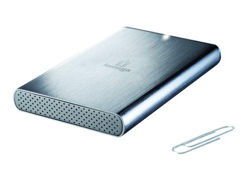 Iomega Prestige 320 GB USB 2.0 Portable External Hard Drive 34342 (Iomega External Drive Hard Usb)