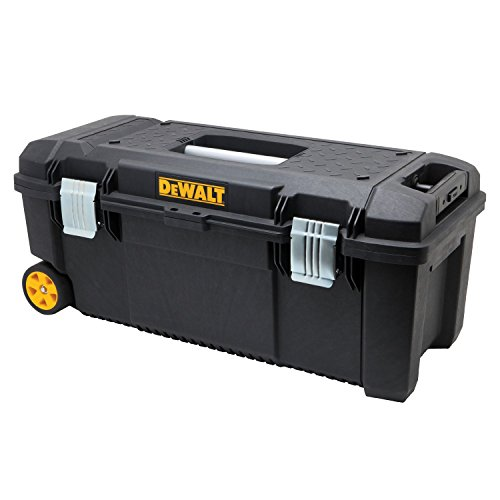 Portable Tool Box, 88lb, 11-45/64in.H, Blk
