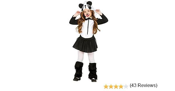 Guirca- Disfraz oso panda, Talla 7-9 años (83250.0): Amazon.es ...