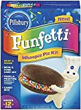 Pillsbury, Funfetti Whoopie Pie Kit, 18.31oz Box (Pack of 4)