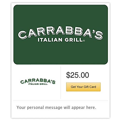 Carrabba's - E-mail Delivery
