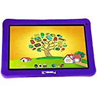 Linsay 7 Kids Funny Tab 1024x600 HD QUADCORE 8GB Android 4.4 KIT KAT Tablet