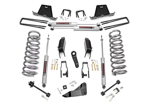 "Rough Country 5"" Lift Kit fits 2003-2007 Dodge Ram 2500 3500 4WD Suspension Lift Kit 391.23"
