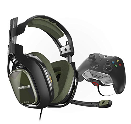 ASTRO Gaming A40 TR Headset + MixAmp M80 - Black/Olive - Xbox One (2017 Model)