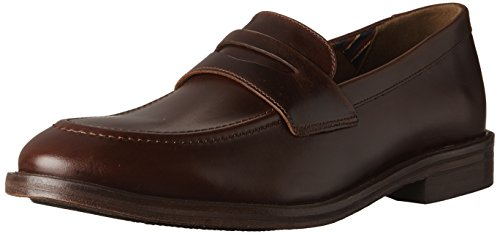 Bostonian Mens Mckewen Step Penny Mocassino In Pelle Mocassino