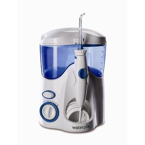 Waterpik WP100W 울트라 치과 용수 치실 - 6 독특한 팁 고급 압력 제어 시스템 10 압력 설정 5-90 psi 물 Pik에 의해 / Waterpik WP100W Ultra Dental Water Flosser - 6 Unique Tips Advanced Pressure Control System 10 Pressure Settings 5-90 p...