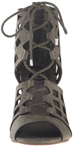 G by Iniko Strappy Guess Sandals Womens Occasion Vert Special Open Toe Fdqc1