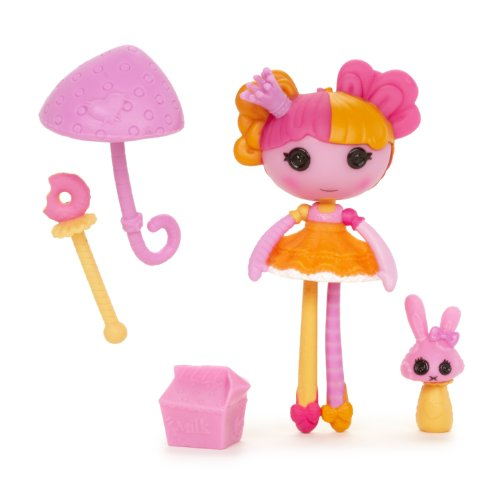 Price comparison product image Lalaloopsy Mini Lala Oopsie Doll,  Princess Nutmeg