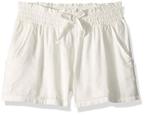 Kids Linen Shorts - Ella Moss Girls' Big Linen Shorts,
