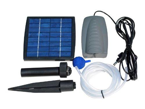 Solarrific G3035 Solar Air Pump for Fish Pond (Filter Pond Solar)