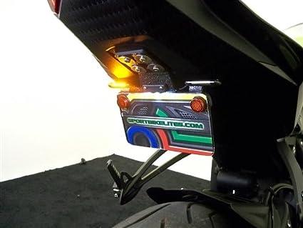 Kawasaki Ninja ZX6R (636) SS LED Fender Eliminator Kit 2 ...
