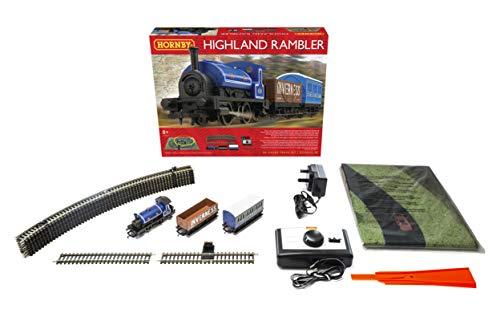 Hornby R1220 Highland Rambler Train Model Railway Toy