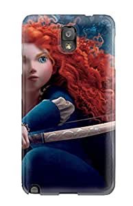 AndreaPope Case Cover Protector Specially Made For Galaxy Note 3 Brave 44 by lolosakes