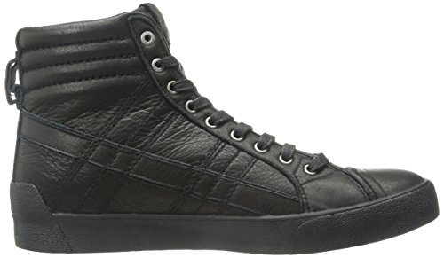 Mid D Alto Black Sneaker D String Diesel Plus Uomo Black Collo a Velows wpqZqXF