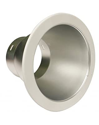 Westgate Lighting LED Commercial Recessed Light Trim- Trim Only- UL listed- Damp proof- Dimmable- CRI 80+ - 5 YR Warranty