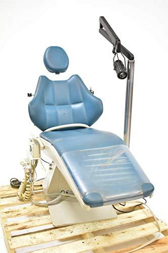 Dexta MK5CE/330E-10 Dental Exam Patient Chair w/Surgical Operatory Light