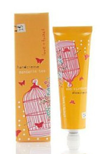 Mandarin Hand Cream (Love & Toast Hand Creme Mandarin Tea -- 1.25 oz)