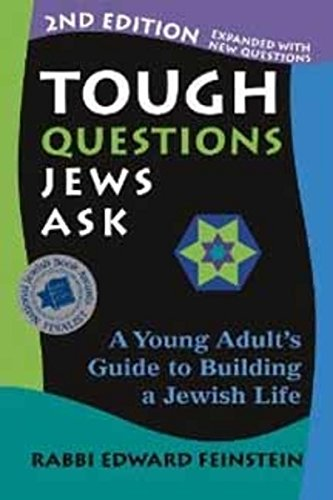 Read Online Tough Questions Jews Ask 2/E: A Young Adult's Guide to Building a Jewish Life ebook