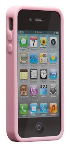 Case-Mate CM019229 Emerge Flutter Case für Apple iPhone 4/4S pink