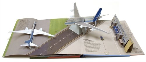 Flight: A Pop-Up Book of Aircraft (Crowther's Transportation)