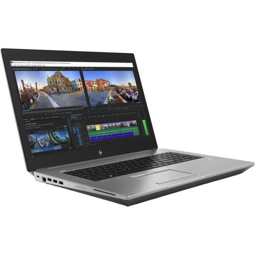HP ZBook 17 G5 Xeon 17.3 inch IPS SSD Quadro Grey