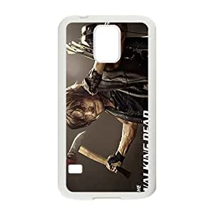 HGKDL The Walking Dead Phone Case for Samsung Galaxy S5