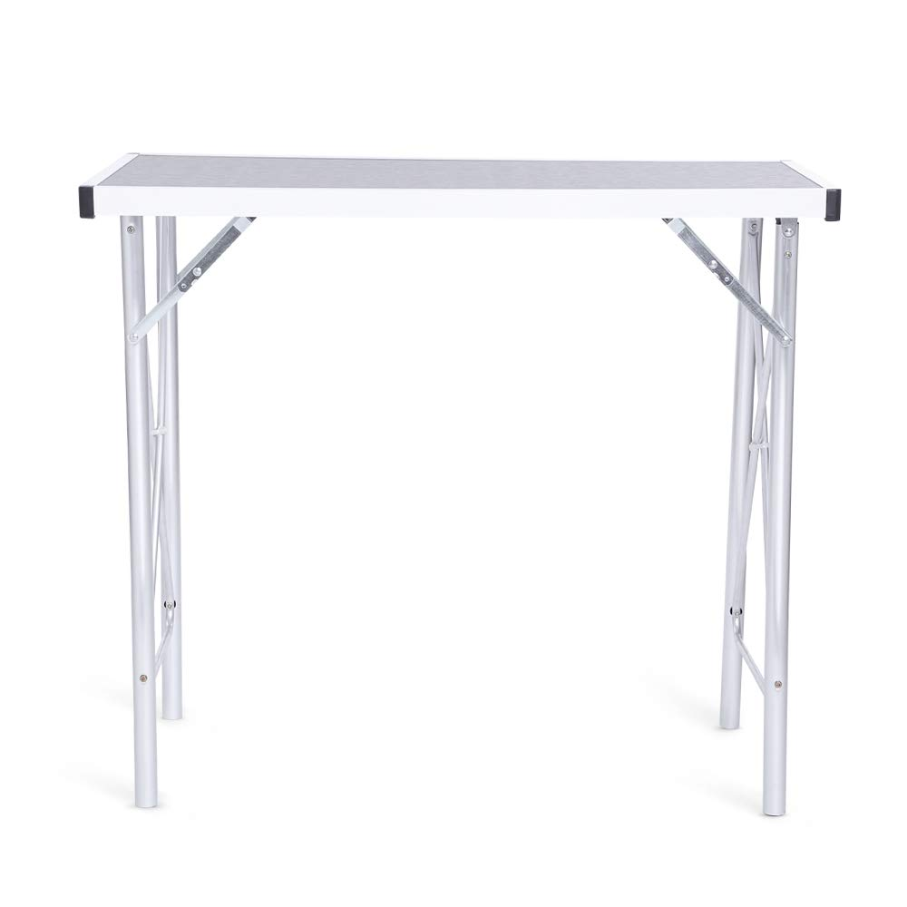 Aluminum Alloy Portable Folding Camping Table Laptop Desk for Picnic/Working by DOVOK (Image #2)